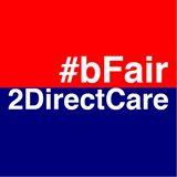 BFair2DirectCare Logo